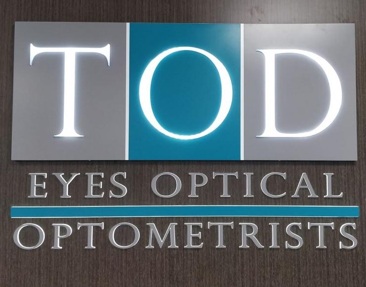 Allan M. Tod Opticians