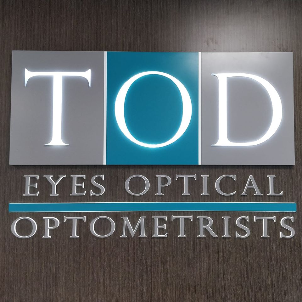 Allan M. Tod Opticians