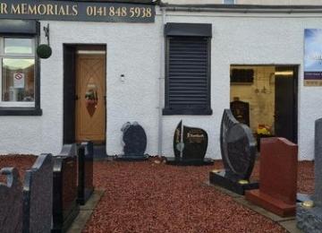 Garner Memorials Paisley